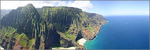 Na Pali Coast Helicopter Tour