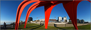 Olympic Sculpture Park Washington